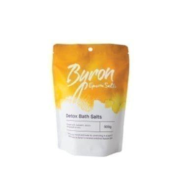 Byron Epsom Salts Detox 500g